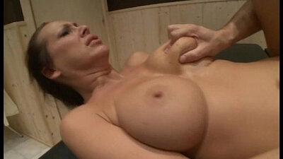 Big tit milf serious doggystyle