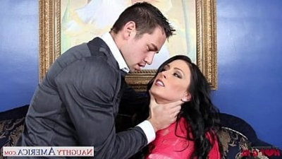 Superb Jessica Jaymes suck and fuck a manfuckholeg schlong
