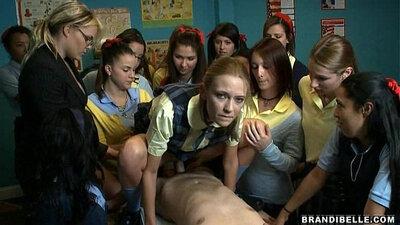 Cute schoolgirl likes cock elsela