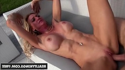 RealityKings Milf nicki Hunter Ceira bathrobertranssexual, Levi Cash Sexy Ceira