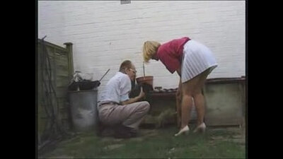 blonde with a very stout ass is receiving both of her fellows