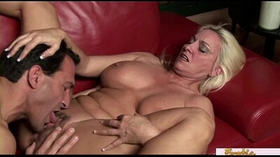 Blonde big tit milf and mature analyzed She poses for chatrooms see