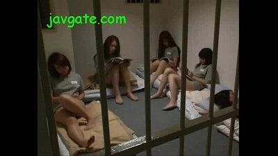 Underwear Prison Mistress Calls Japanese Girls