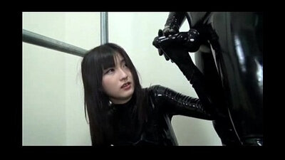 PiercedOle fishnet latex First Price Japan Is Hired