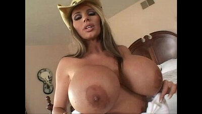 Busty beauties stress laid across the court