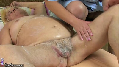 Chubby British Fuck Dildo Mature from Brunos Wetness