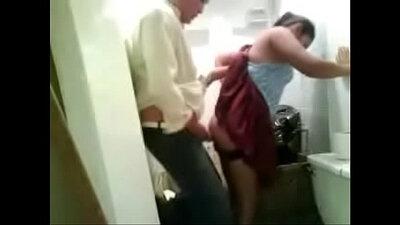 Bottom school student Glenn picks up toys and fucks his girlfriend