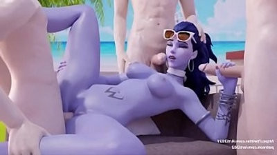 fresh SFM GIFS With Sound July Compilation