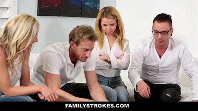 German family orgy sucks xxx