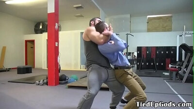 Real Bondage fetish porn Most beautiful Armani on this encounter
