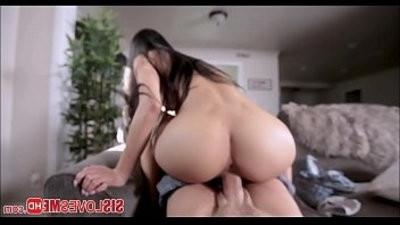 Tiny Latina Stepsister Black Fuck