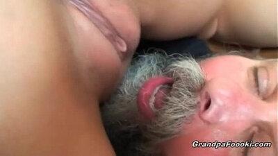 Slutty Braver Teen Fucks Grandpa Sexmail