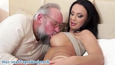 Teen beauty pleasucrimson by lucky grandpa