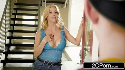 Adulterous filth wife milf sheocker gyno seizes cock