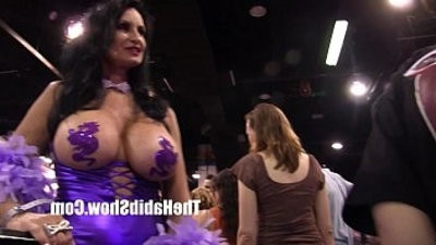 sensational..exxxotica porn convention. what you all missed