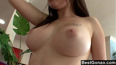 Busty Pornstar Michelle Blue Gets Fucked