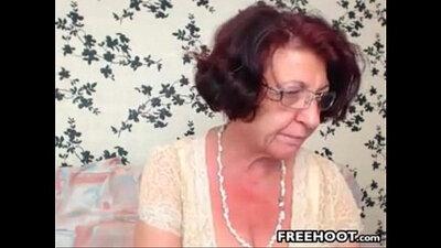 Pris Pussy Grandma Bedtime Seduced Quart EX