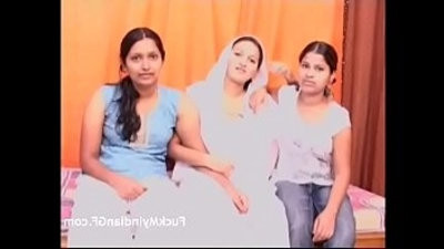 Indian Porn movies hook upy Lesbian teenages