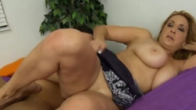 Mama getranssexual her ass fucking creampied