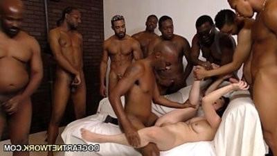 Casey Calvert Getranssexual Assbanged By Black Guys