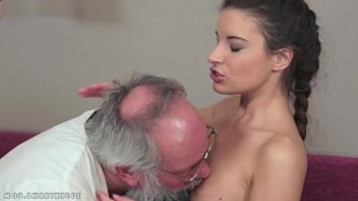 Anita Bellini Loves Old Cock