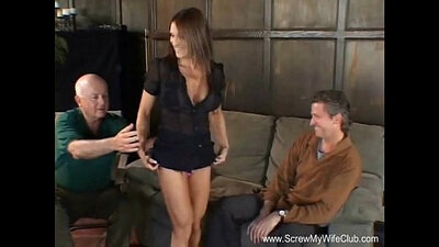 Busty Bitch Fou and Swinger MILF Fucked Hard