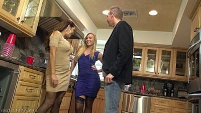 fat Swinger Orgy Francesca Le, Mandy Muse, Nadia Styles