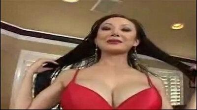 HOT Asian Mature POV