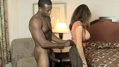 Hotwifeyeario sexy ebony slut pounded by bbc in hotel