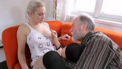 Olfd fart gobbles juvenile pink pussy
