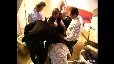 Domme Dominique blogs Secret Invasion for French Amateur Wife orgy