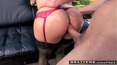 Busty Ashley Fires banged by hard cock