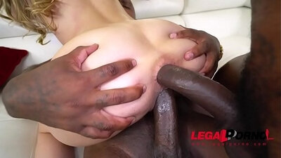BBC Challenge - Friend partner gets Double Penetrated With Huge Big Dick