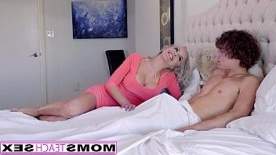 Naughty light haicrimsones Alexa Grace Nina Ella Hot Threeway!