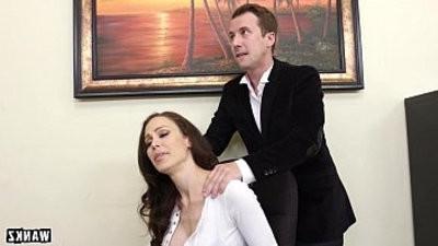 Huge Titty Cougar chief McKenzie Lee Cums Hard