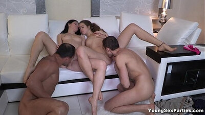 Best Young Teen Orgy from Pornhublive