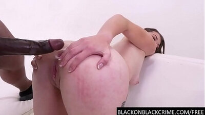Sexy Girl And BBC Hardcore Ass Fuck