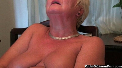 Sexy Teens Huge Tits Grandma Says No More Sex Than Ever