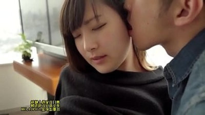 Asian chick enjoying sex debut. HD utter at nanairo.co