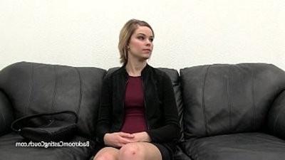 Naive Waitress pornography attemptout