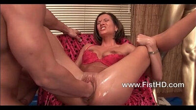 STEPSON FUCKS SLUT FISTING DICK FROM COMPETE