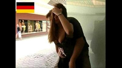German Two Big Nudist Teen Girls Fuck Four guys