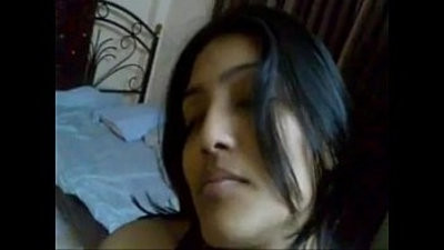 Indian Private university young lady deepfaceholes and fuck her junior cousin