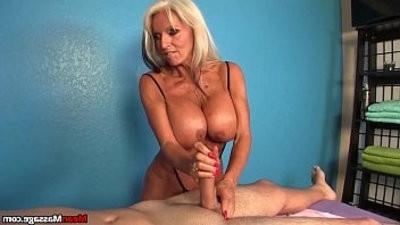 practiced Lady flagellatings Handjob