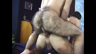 She has her hairy asshole fucking midwife