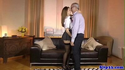 Alluring amateur honey Mai gets nasty in the classroom