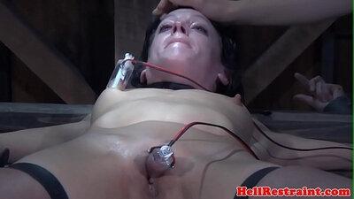ChristinaModel - Bad Girl Escom Caved After Bondage