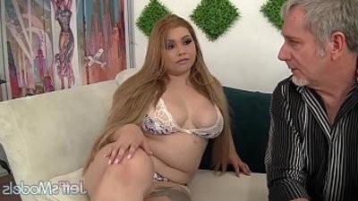 Sexy and horny Asian rounder Arianny Koda hardcore sex