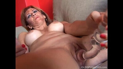 Redhead Japanese amateur extremely mature