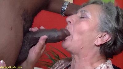 AmateurAllure Interracial Hairy Whore Use Vibration Dildo